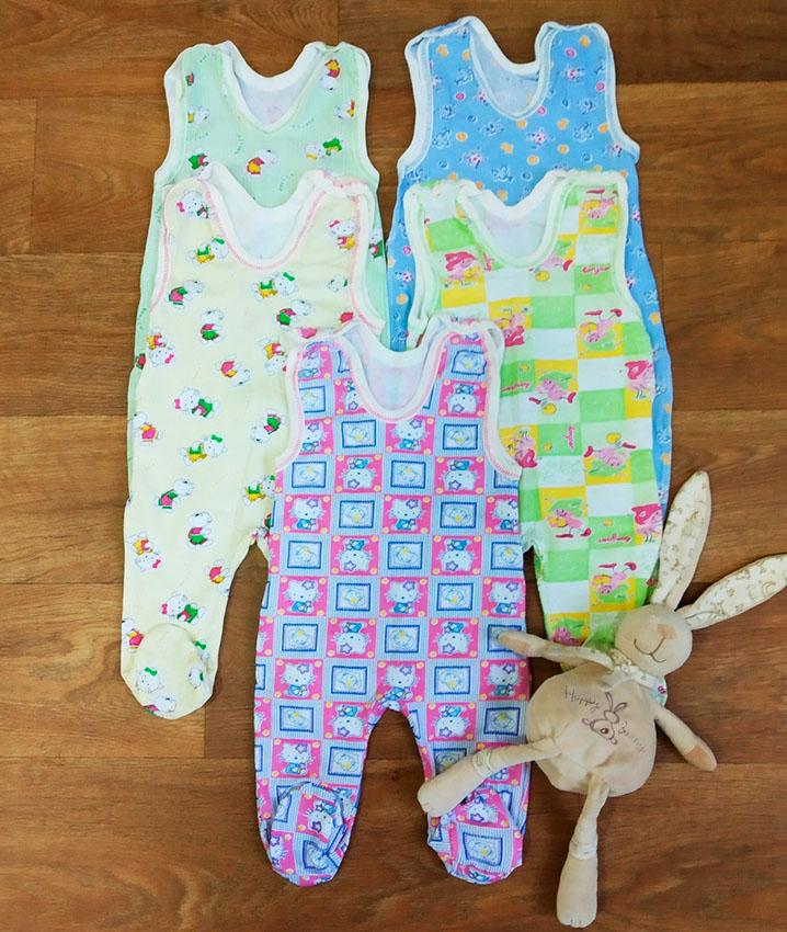 Одежда для малышей, ясельный трикотаж,  одежда для новорожденных Украина