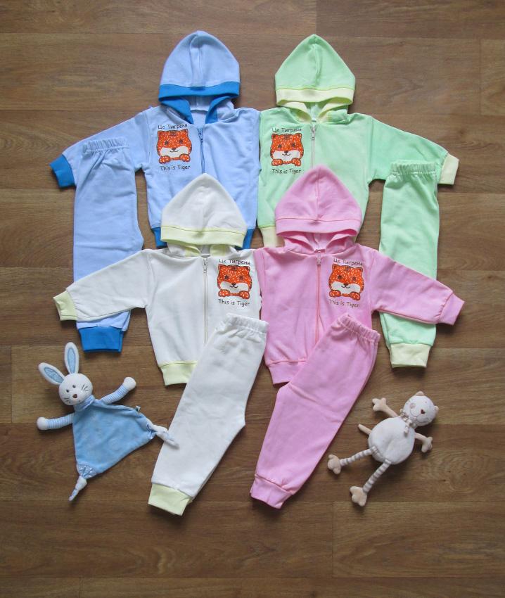 детская одежда для новорожденных Украина, одежда для малышей, ясельный трикотаж