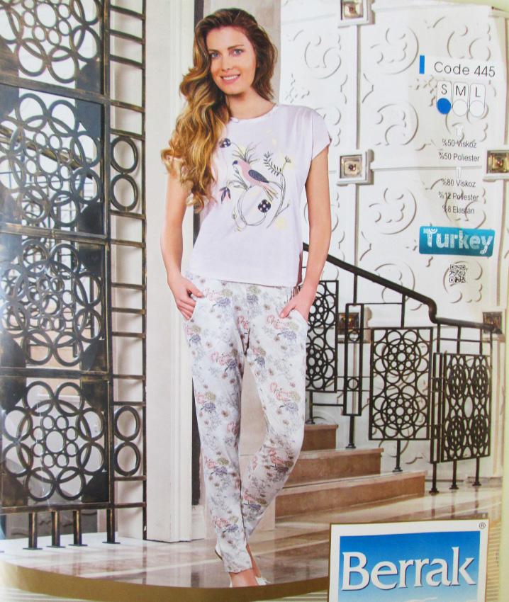 женская пижама Турция