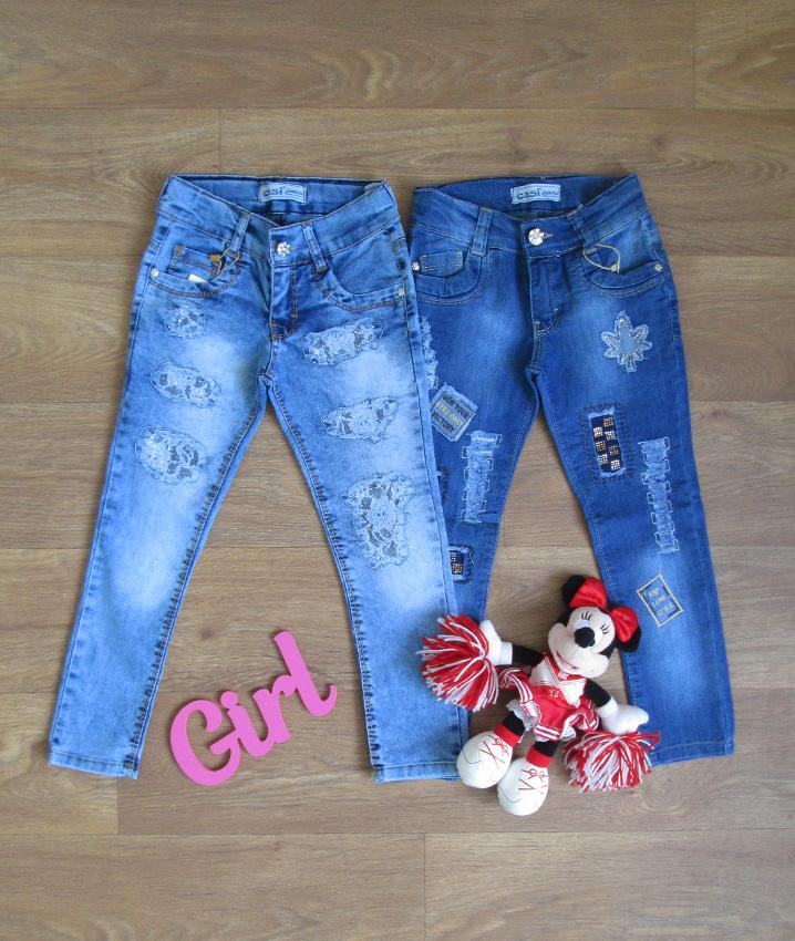 детские джинсы турецкие