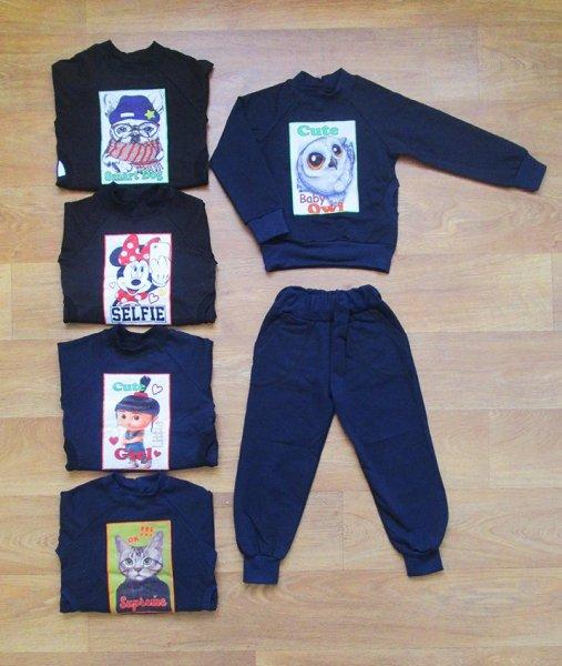 Фотография детский спортивный костюм Мир текстиля