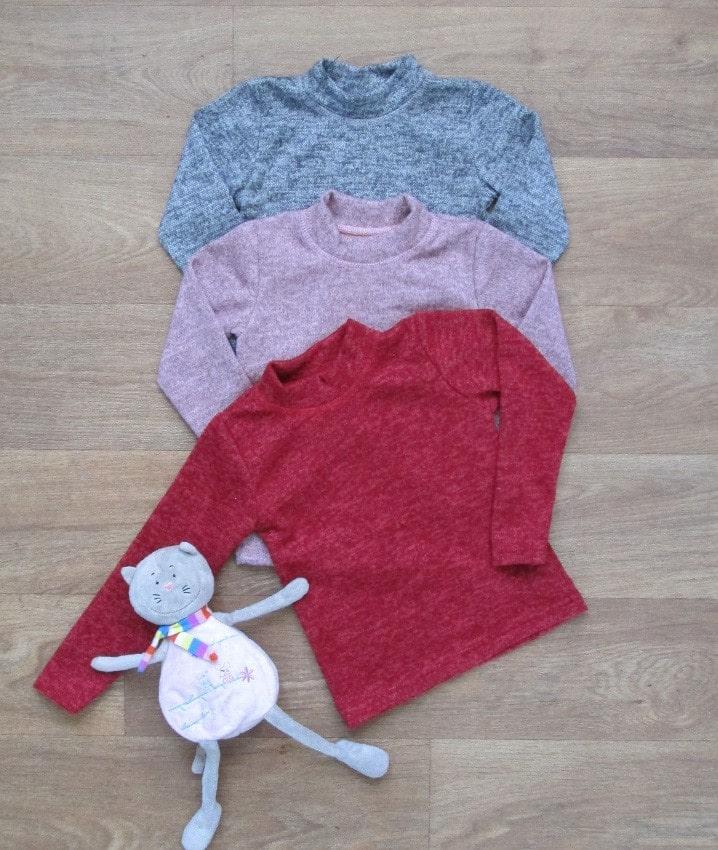 фотография детский джемпер однотонный Магазин детской одежды оптом и в розницу в Украине, Мир Текстиля