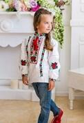 Вышиванка детская для мальчика для девочки