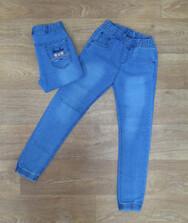 Детские джоггеры (джинсы) для мальчика Турция, джинс