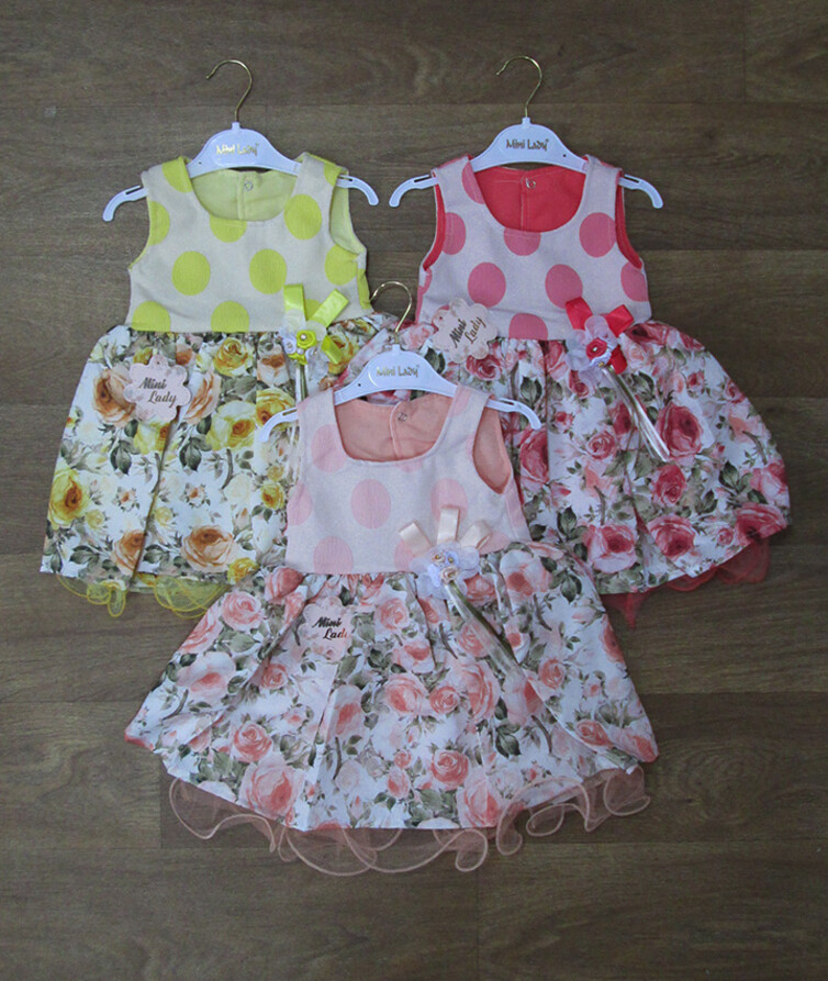 Детское платье турецкое нарядное