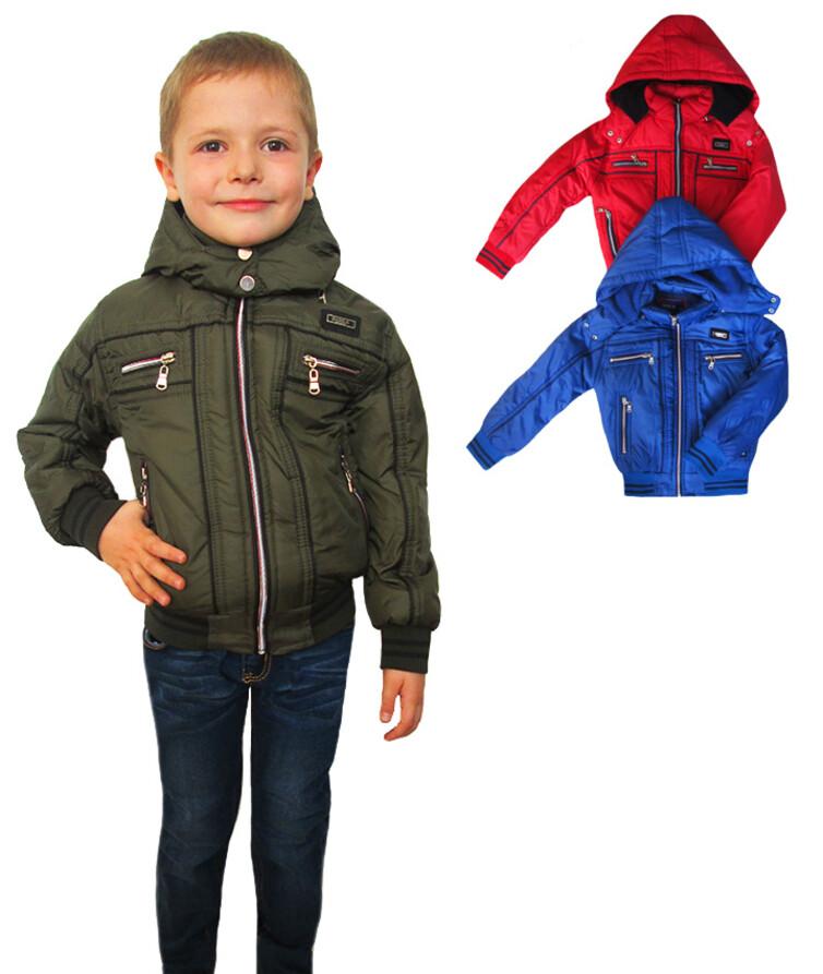 Куртка на мальчика турецкая