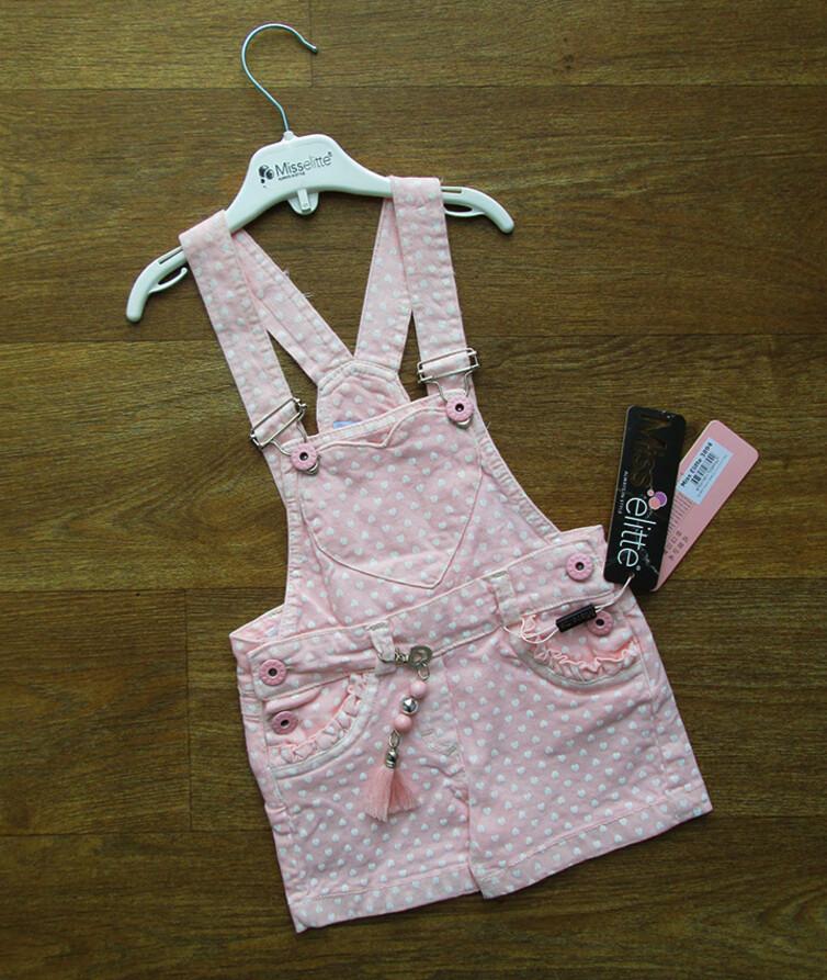 Детский комбинезон - шорты на девоку Турция