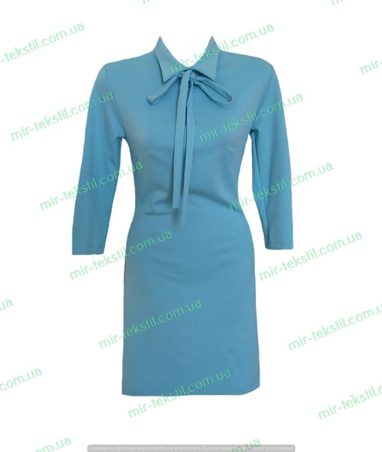 Платье женское с бантиком