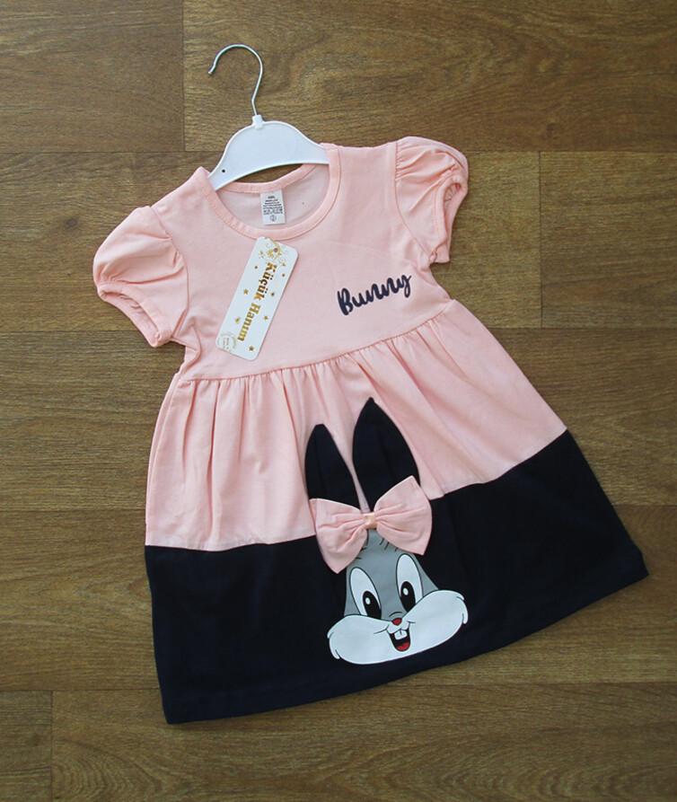 Детское платье для девочки турецкое