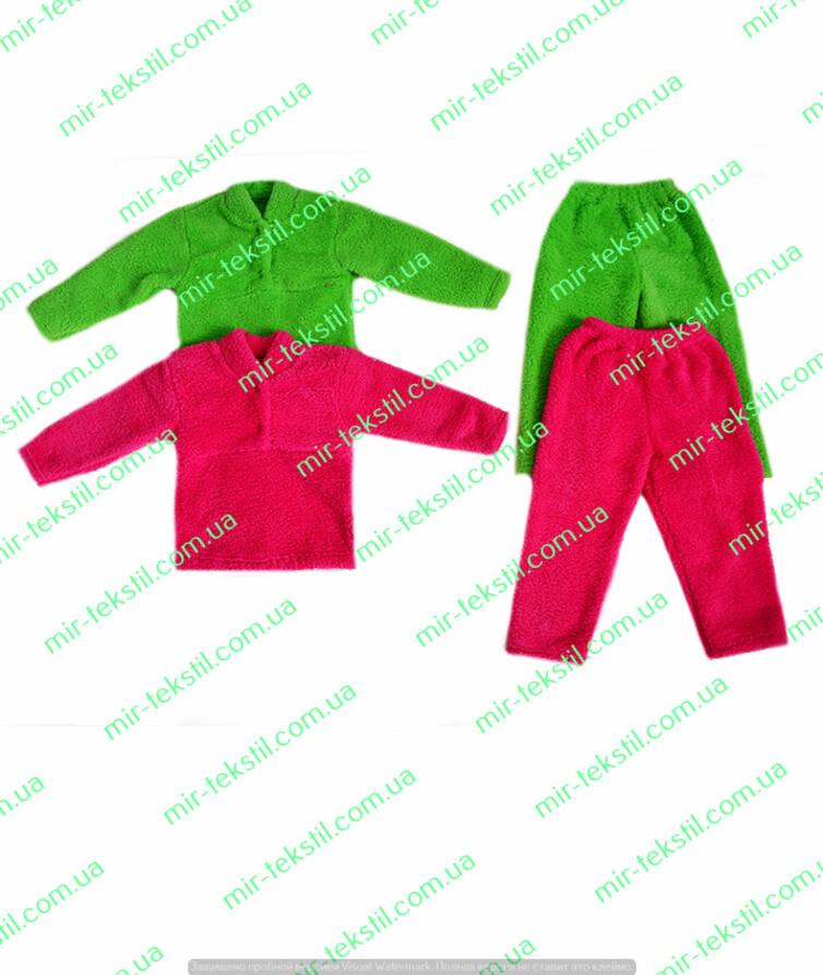 Пижама травка однотонная