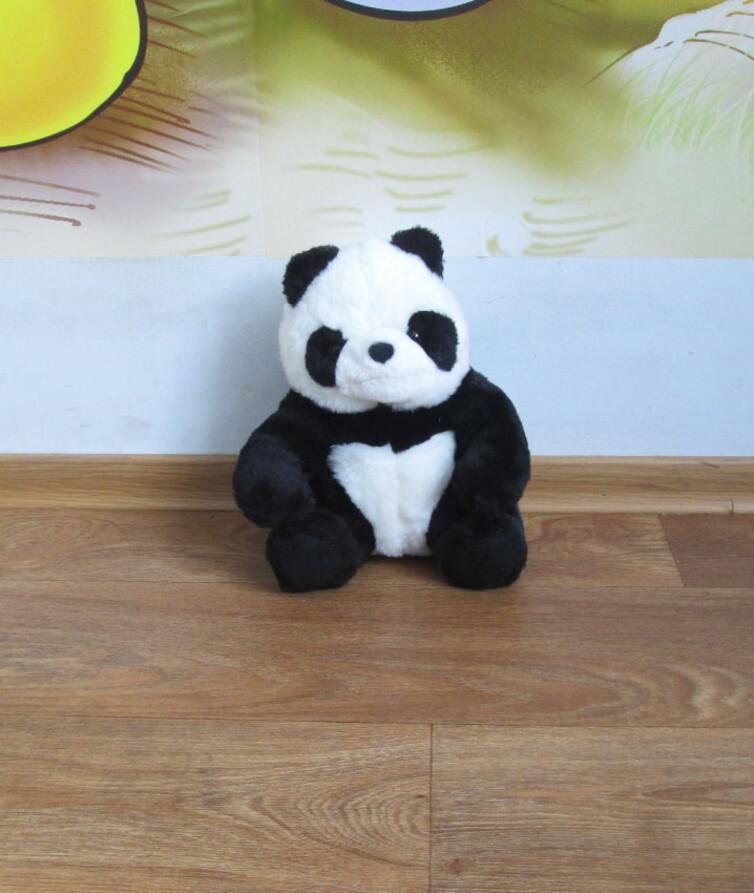 Панда мягкая 22 см.