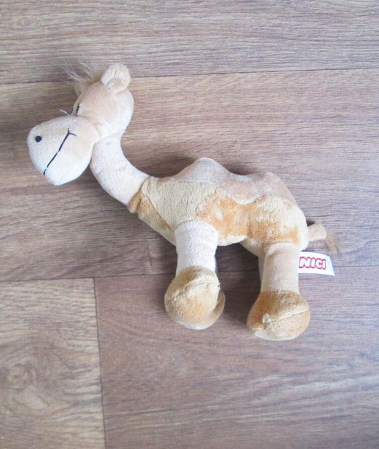 Верблюд маленький 19 см.