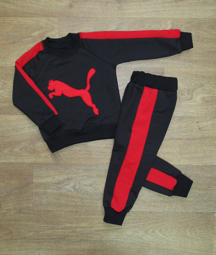 Детский спортивный костюм, двухнитка