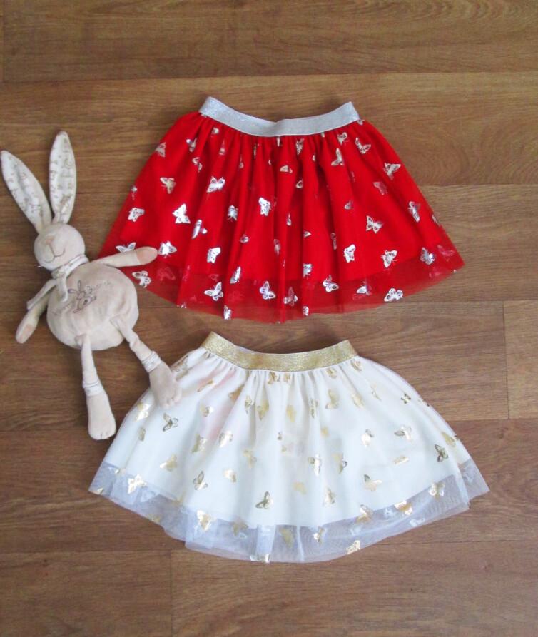 Детская фатиновая юбка Турция Mini Citlenbir