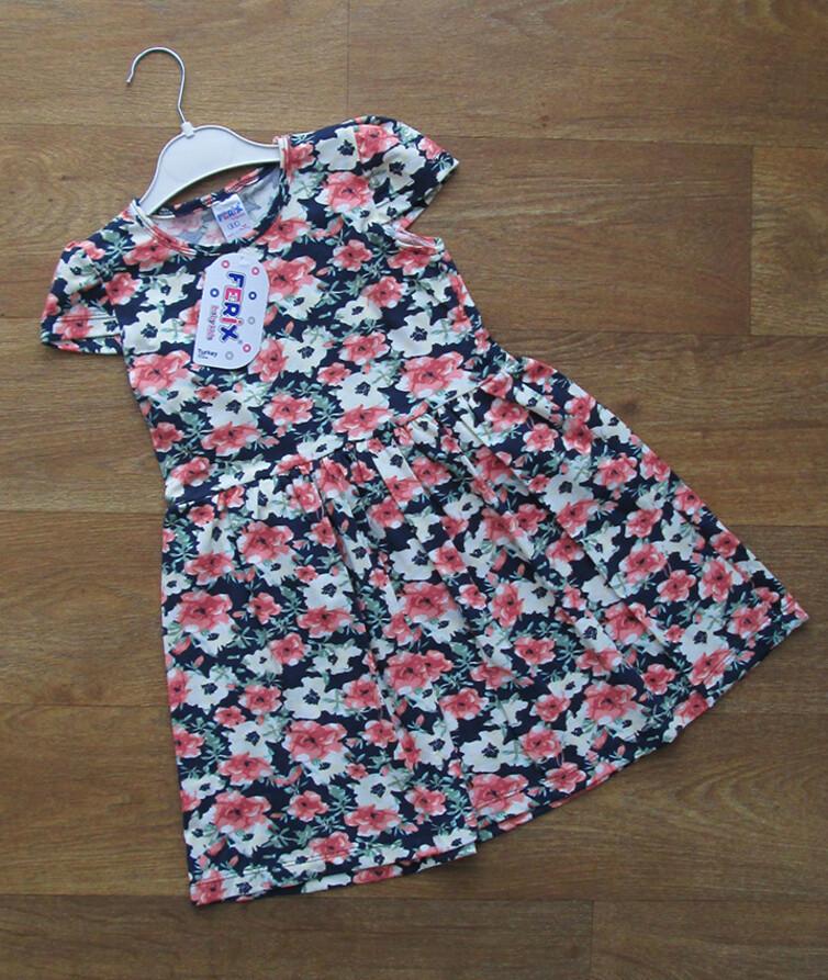 Детское платье на девочку турецкое