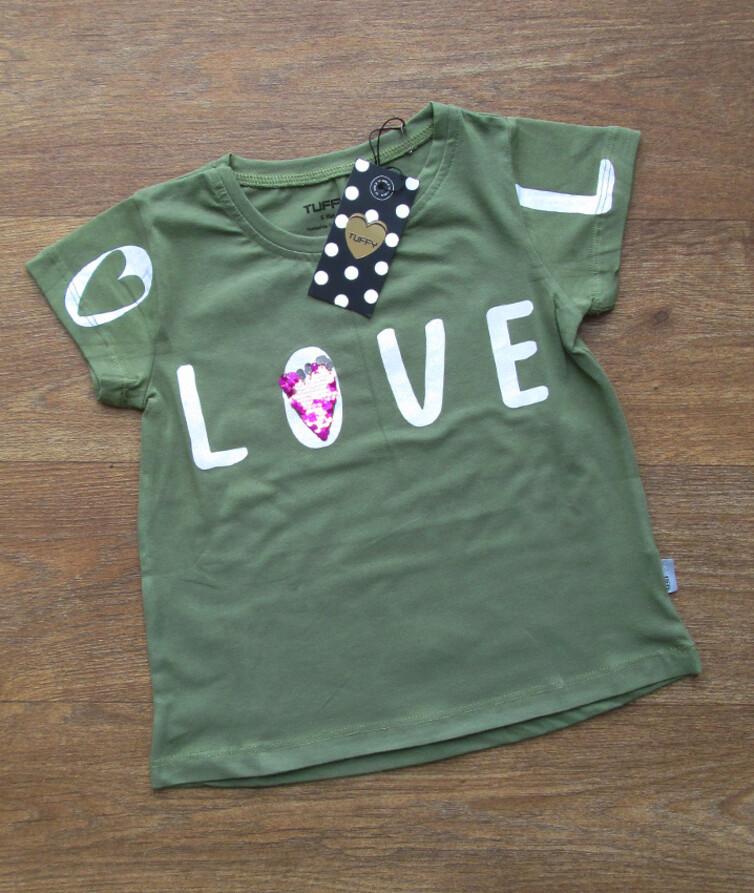 Детская футболка на девочку Турция