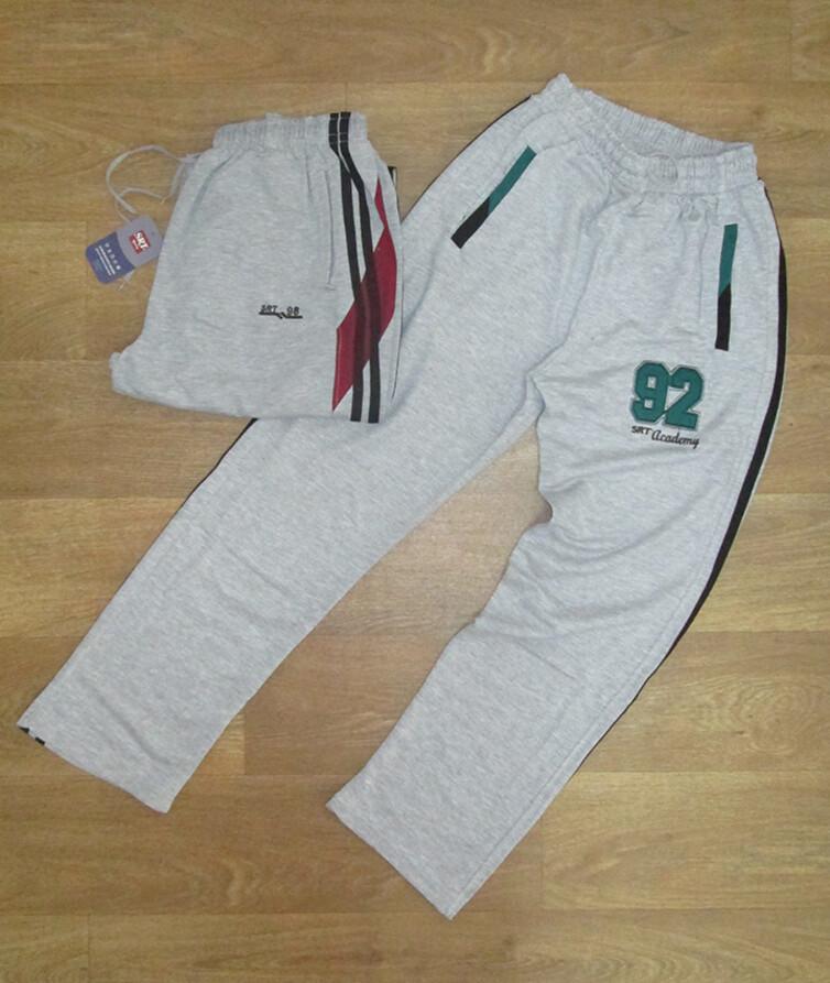 Мужские спортивные штаны с карманами Турция, двухнитка