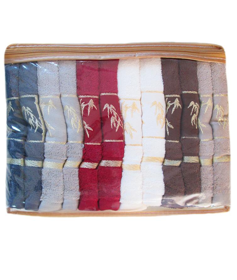 Полотенце турецкое лицевое бамбук махра 50*90