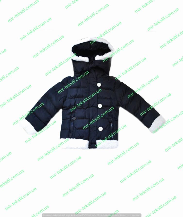 Куртка детская весна синтепон для девочки