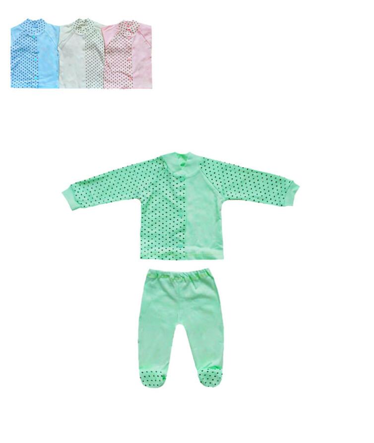 Комплект ясельный  для малышей, интерлок