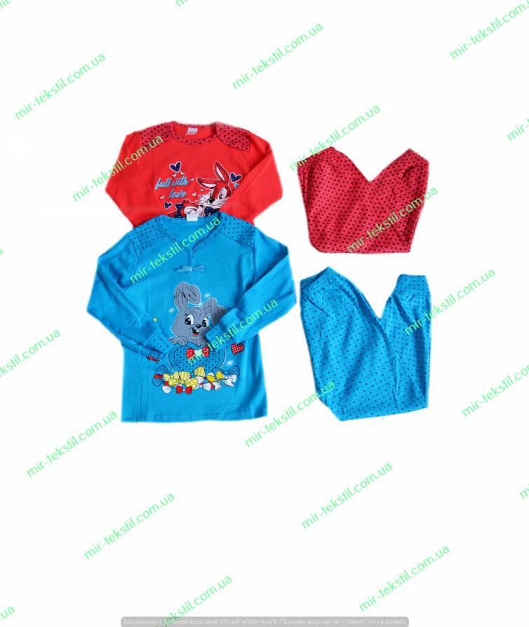 Пижама для девочки интерлок