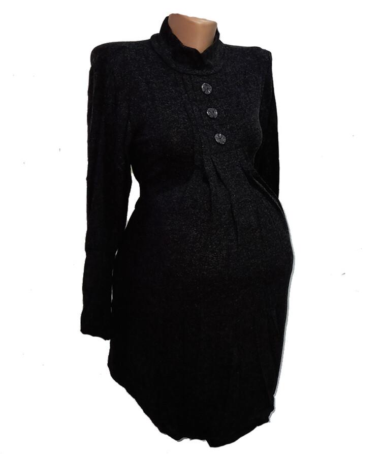 Туника для будущим мам с длинным рукавом, ангора