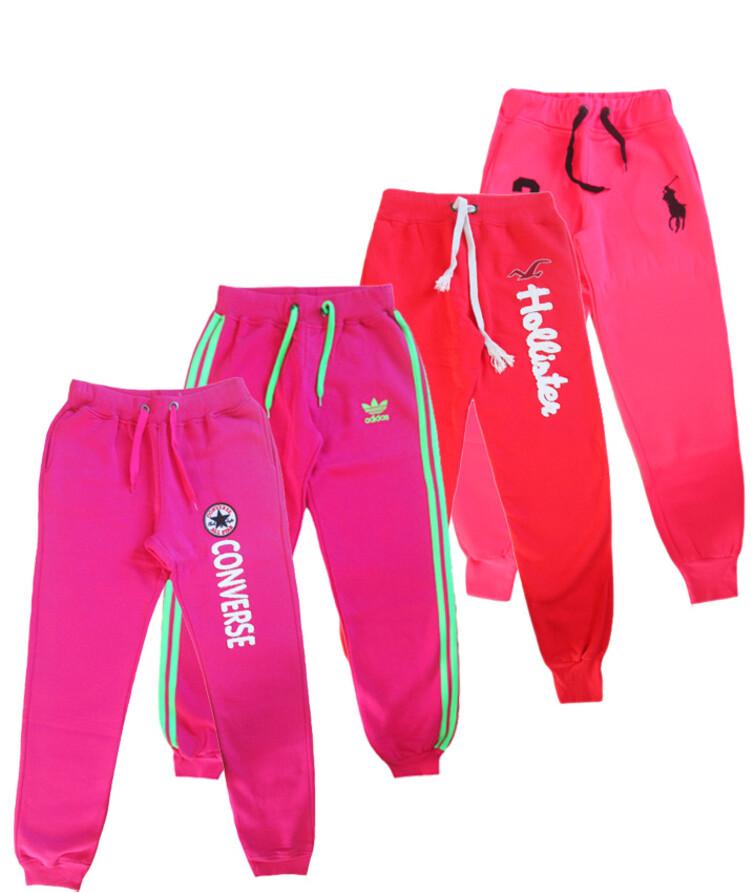 Спортивные женские штаны трехнитка Турция