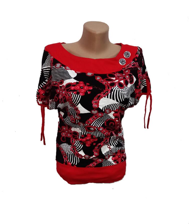 Женская футболка, вискоза