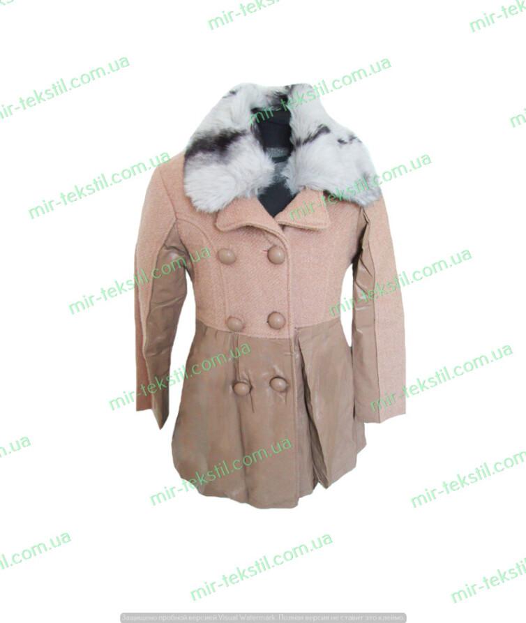 Пальто для двочки весна
