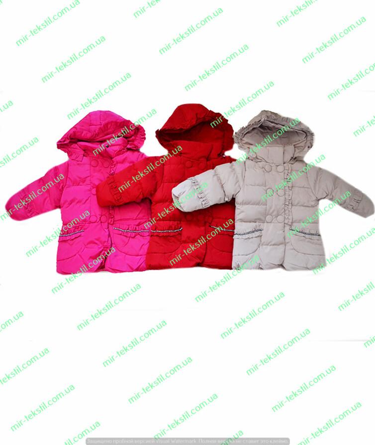 Куртка детская синтепон на флисе