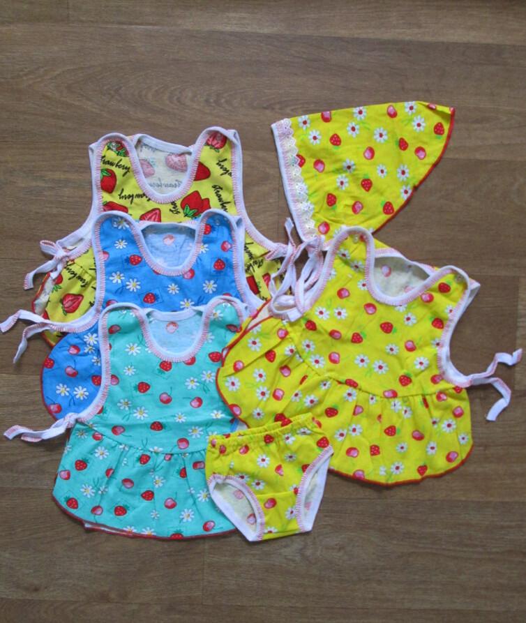 Летний костюм для малышей
