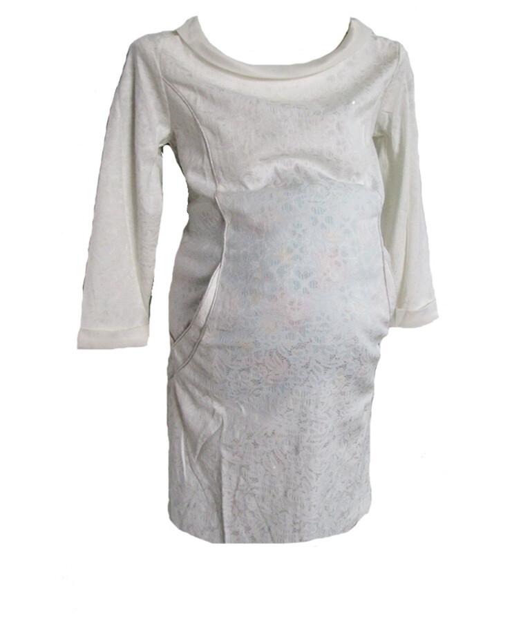 Женское нарядное платье для будущих мам
