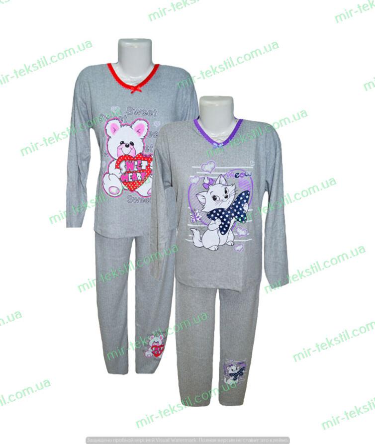 Пижама женская кашемир