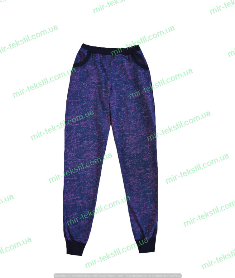 Женские штаны с начесом