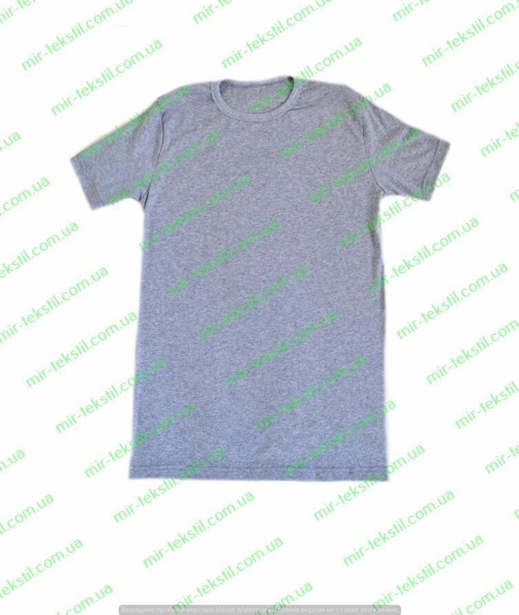 мужская серая футболка рибана