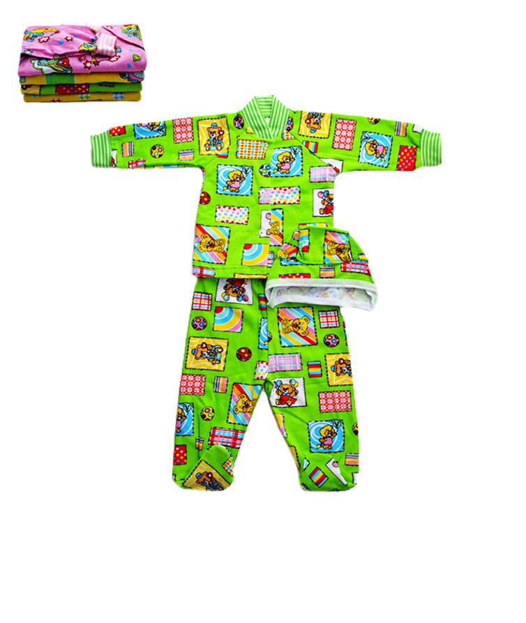 Комплект для новорожденных с кофточкой , начес