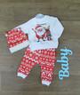 Новогодний костюм для малыша турецкий, начес