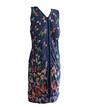 Летний женский халат с карманами, трикотажная вискоза