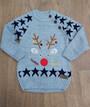 Вязаный свитер на мальчика Турция