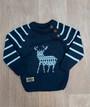 Детский свитер для мальчика Турция, вязаный