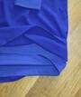 Женское теплое платье для беременных на подкладке, шифон + трикотаж