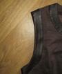 Теплый сарафан для беременных с карманами, трикотаж + шерсть