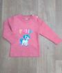Детский свитер на девочку с пуговицами по плечу Турция