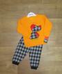 Детский теплый костюм Турция, трехнитка
