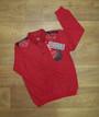 Детская рубашка - джемпер для мальчика турецкая, рубчик начес