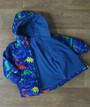 Детская куртка для мальчика с капюшоном турция, синтепон + подкладка флис
