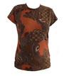 Женская летняя футболка, вискоза хорошего качества